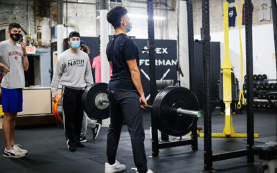 Lifting for Lean Muscle